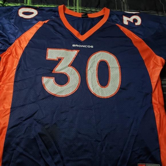 pretty nice b2657 4a9a2 Denver Broncos Nike Terrell Davis Jersey